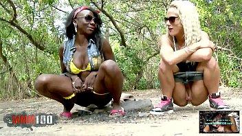 Блудливый инструктор трахает спортивную девчонку